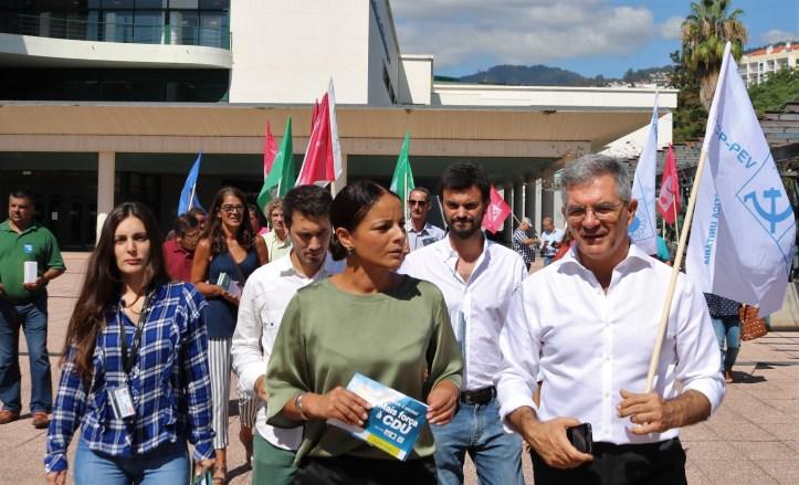 CDU campanha República 26 de setembro