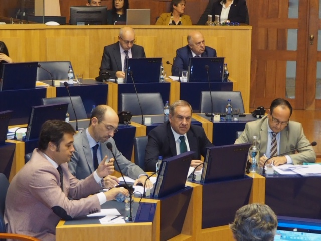Assembleia Prada, Jaime Filipe e Carlos Rodrigues