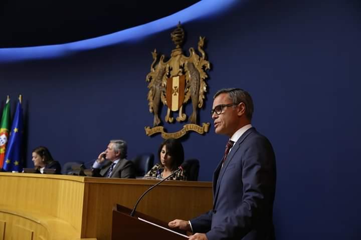 Eduardo Jesus parlamento