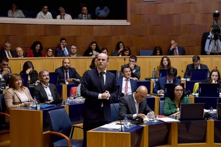 Iglésias Parlamento