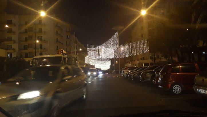 luzes natal b