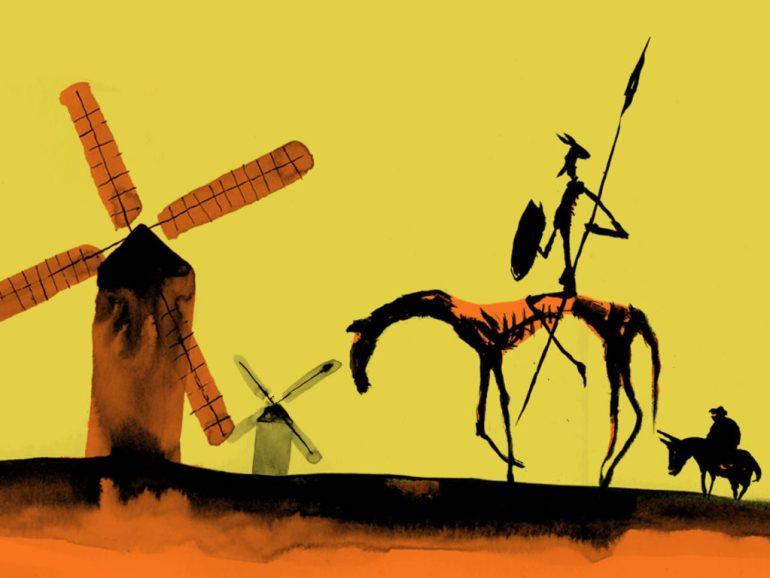 Resultado de imagen para el quijote