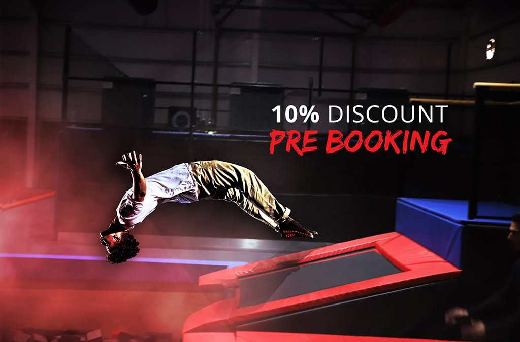 10% Pre-booking Discount