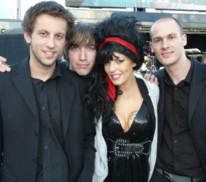 The Amy Winehouse Show Tribute Band