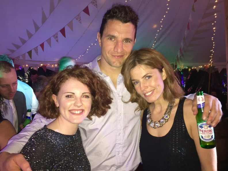 Wedding Singers with Phil Dowson