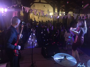 East Riddlesden Hall Yorkshire Wedding Venue Live Band