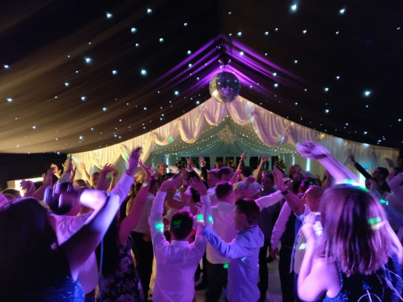 Dance Floor Dancing Live Band Music Wedding Leeds Func on the Rocks