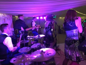 Wedding Band First Dance Live Music Marquee Entertainment