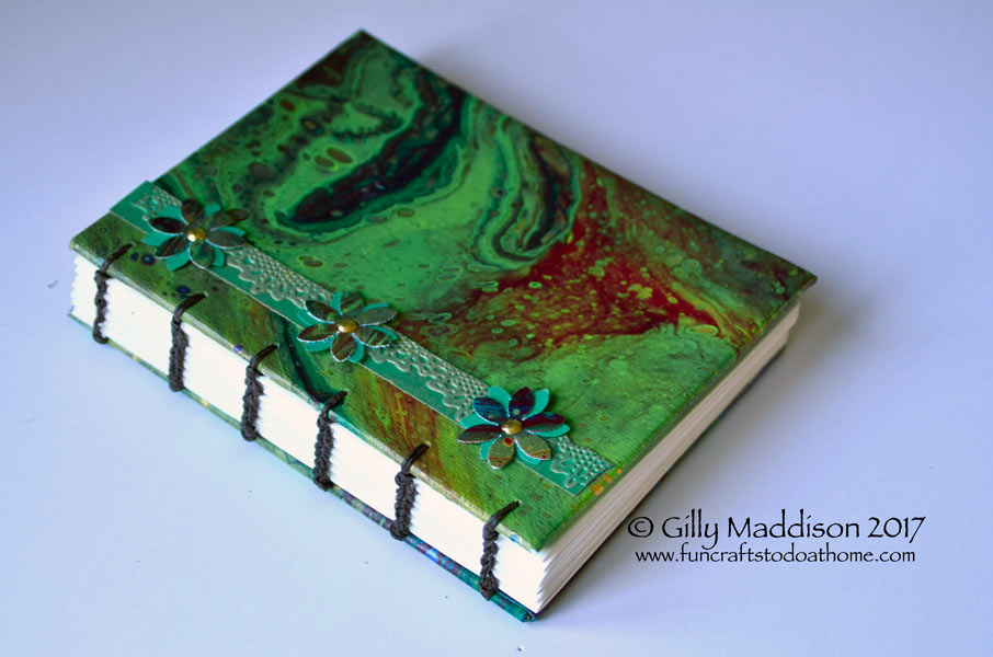 Art Journal Covers – A Brilliant Idea!