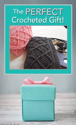 The perfect crocheted gift!