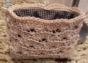Rippled Shells Coin Purse by Beverly