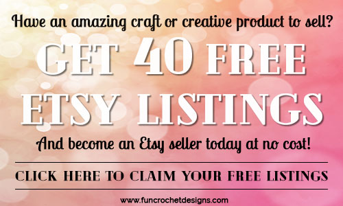 40 free Etsy listings when you sign up with this link