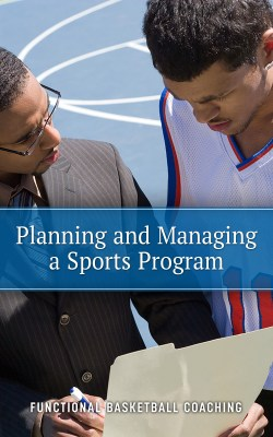Planning and Managing a Sports Program Cover