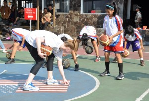 Understanding drill progression is a key skill for a coaching more effectively and efficiently (Photo Source: U.S. Embassy, Jakarta)