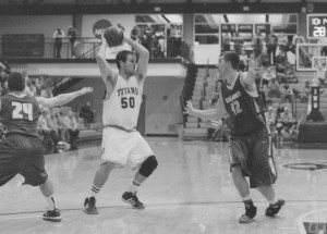 A Pass Fake is fantastic for creating something out of nothing for the offensive player (Photo Source: Jeanette M. Otis)