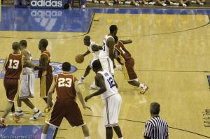Developing a team's offense fully allows for other options apart from an on-ball screen when a play breaks down (Photo Source: JMR_Photography)