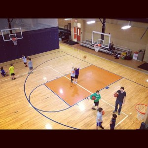 Good Drill Progression is a building block for individual and team development. Overusing drills however can slow this progress and development for players (Photo Source: Jim Larrison)