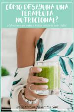 ¿Cómo Desayuna Una Terapeuta Nutricional?