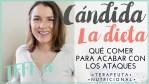 CÁNDIDA ALBICANS: LA MEJOR DIETA PARA LOS HONGOS | DIETA CETOGÉNICA/BAJA EN CARBOHIDRATOS