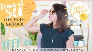 mar el sol vitamina d Ximena de la Serna Functional female force