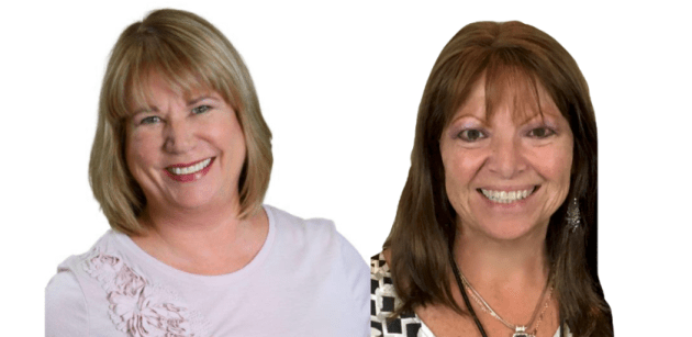 Coaches, Entrepreneurs, Business Partners | Student Spotlight: Joan Dickason and Joanne Pappas Nottage