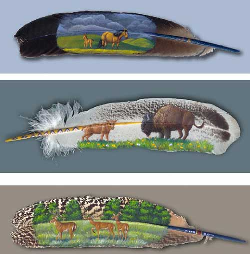 amazing-feather-paintings-3
