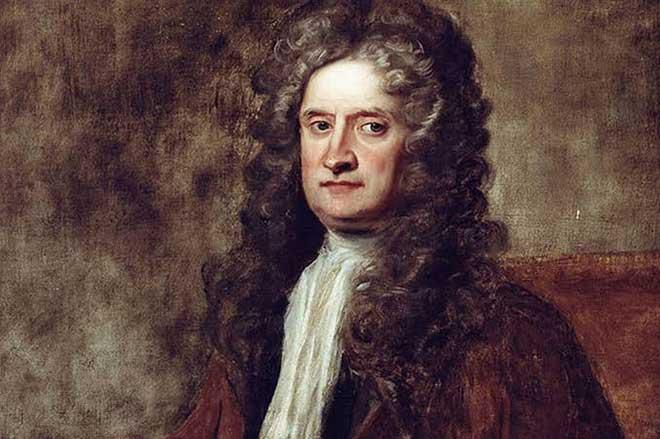 आइज़ैक न्यूटन