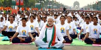 yoga-day-celebrations-modi