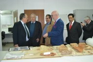 Ministro da Cultura, Dr. João Soares, visita Ammaia