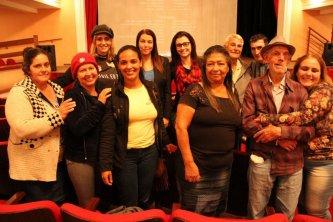 Pacientes do Vida Viva tiveram também dia cinematográfico no Offcine