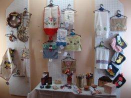 Exposição de artesanato do projeto Bem-Te-Vi (foto Agnaldo Montesso) (5)