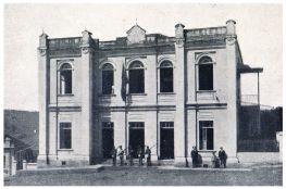 Antiga Cadeia Pública – patrimônio histórico de Varginha/MG desde 2000. Construção: 1918.