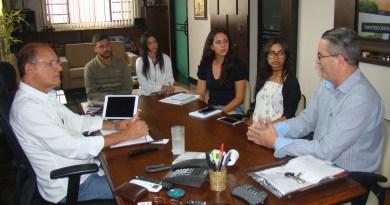 Diretor-superintendente faz visita ao Jornal Correio do Sul