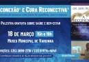 Palestra gratuita no Museu Municipal aborda Reconexão e Cura Reconectiva