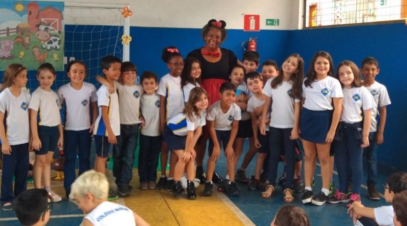 Biblioteca Pública de Varginha realiza projeto nas escolas