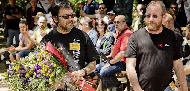"""La Fundació assisteix cada any a l'acte de record al """"Memorial de la Sida""""."""