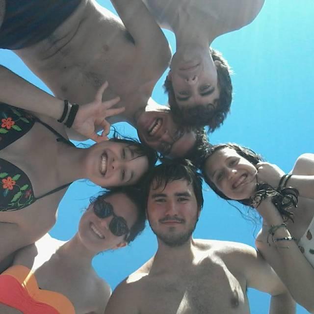 Calor?? Cap a la platja! Sortida a Castelldefels casalfriends grupPerseohellip