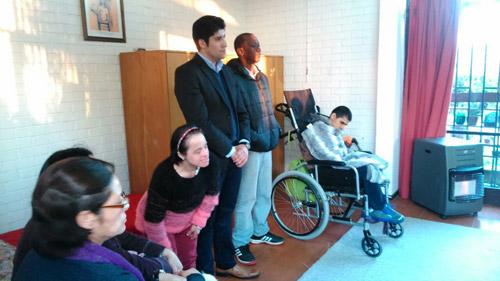 beneficiarios de la inclusión de la discapacidad