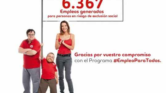 Empleos para personas en riesgo de exclusión