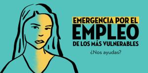 #EmergenciaPorElEmpleo