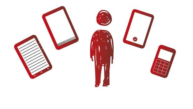Dispositivos que usan las personas con discapacidad
