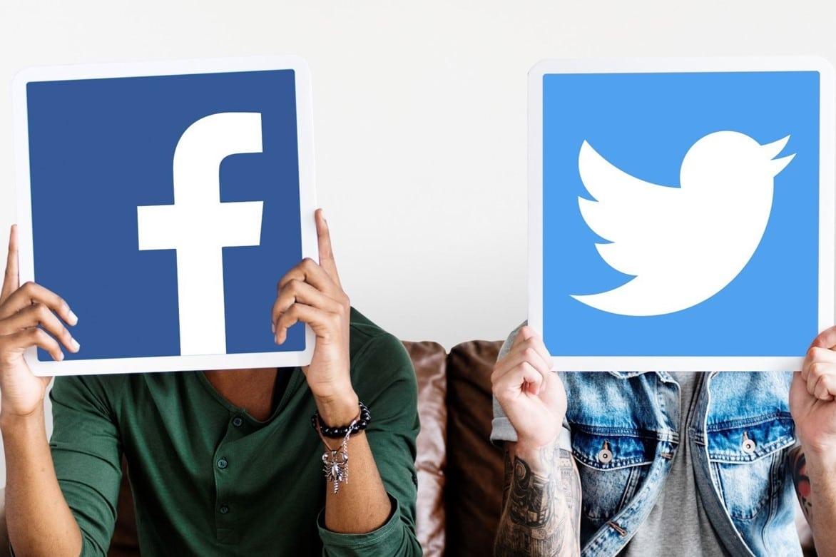 Facebook y Twitter, RRSS por excelencia