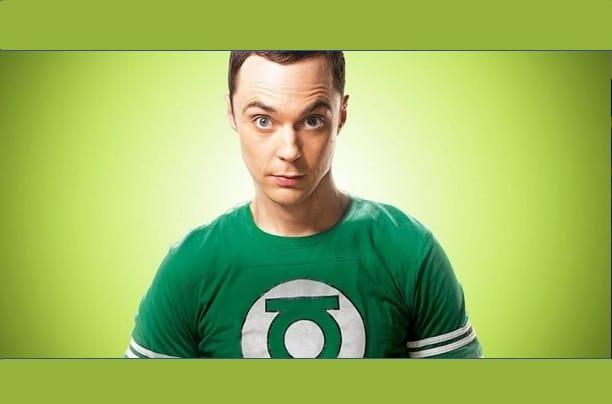 Sheldon Cooper, personaje con Asperger de la serie The Big Bang Theory