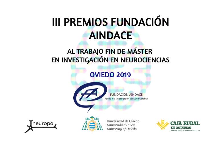 III Entrega PREMIOS FUNDACIÓN AINDACE