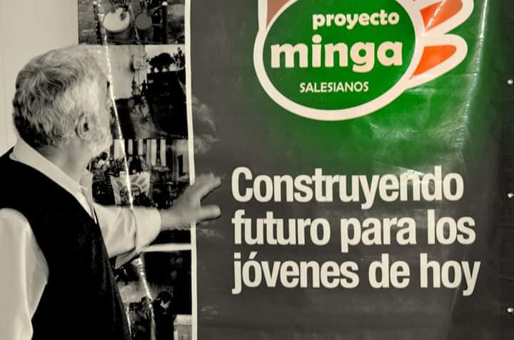 P. Mateo Méndez, sdb