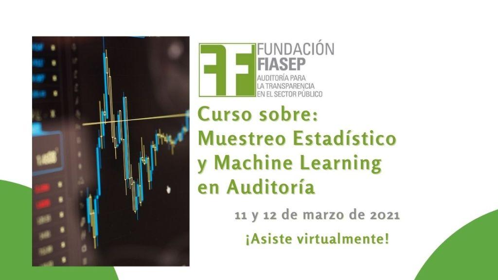 Curso sobre: Muestreo Estadístico y Machine Learning en Auditoría