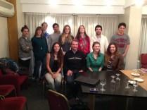 Segunda charla Programa Joven Argentina 2013/2014