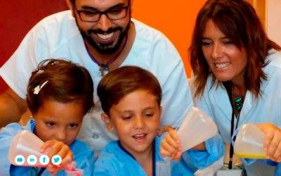 La historia más emotiva de los premios hospital optimista 2016