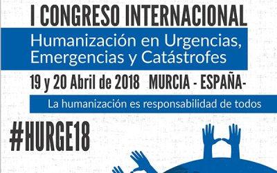 I Congreso Internacional Humanización en Urgencias, Emergencias y Catastrofes