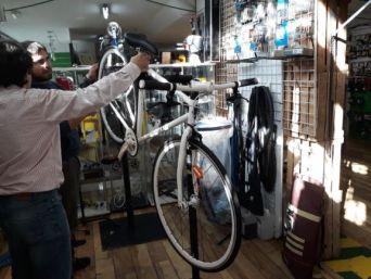 Desarrollo del diseño de la bicicleta eléctrica